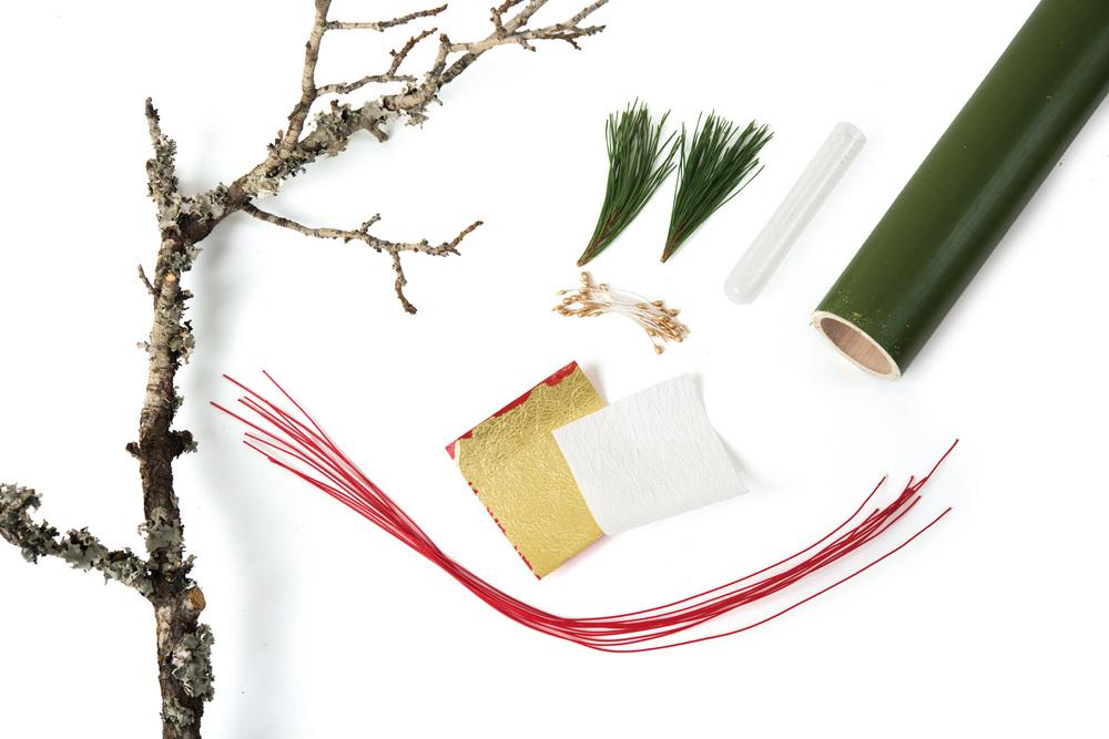 お正月 飾り いつ 外す お正月飾りいつ飾り、いつ外す?&松竹梅を使ったお正月飾りの作り方